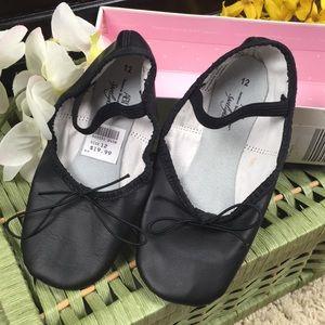 American Ballet Theatre Ballet Shoes Girls Size 12